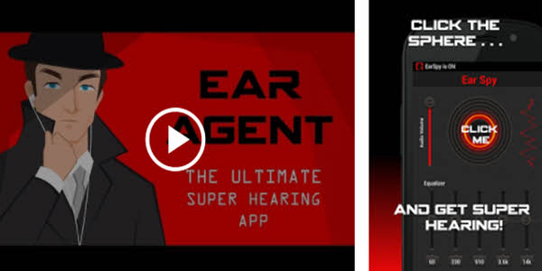 Ear Agent - Super Hearing Aid