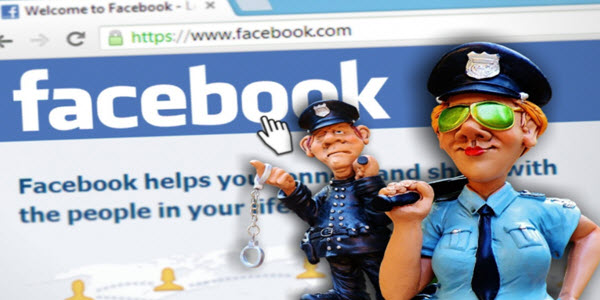 Facebook's Privacy Application, Too Busy Spying On You