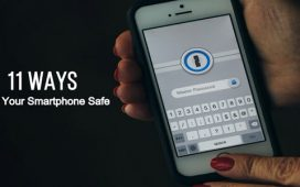 Keep Your Smartphone Safe