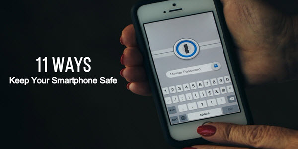 Keep Smartphone Safe from Snoopers