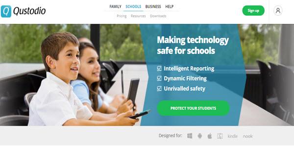 Qustodio Review School