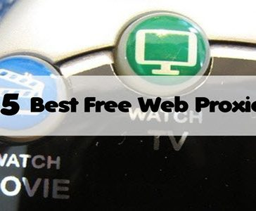 Best Free Web Proxies