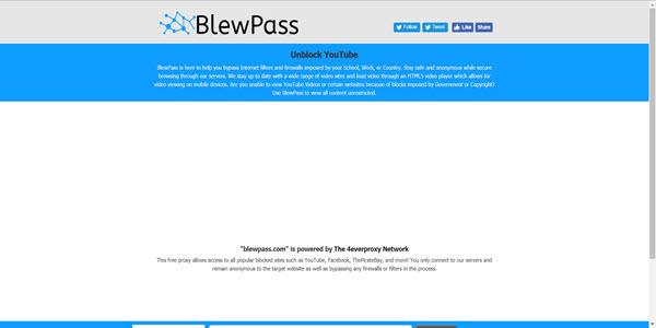 BlewPass