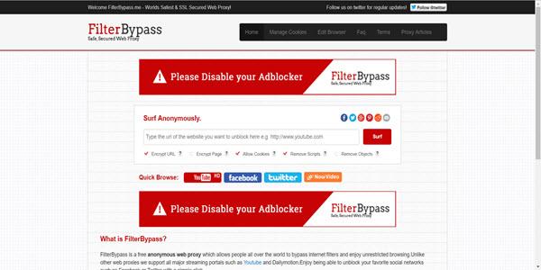 FilterBypass