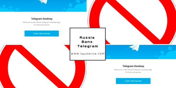 Russia Bans Telegram For Not Complying To Their Security Mandates