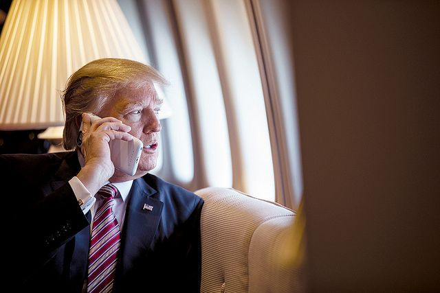Trump ditches official methods US suspects mobile spying devices in DC