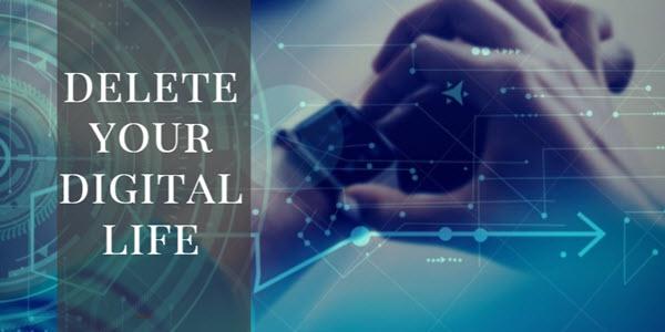 erase digital footprints