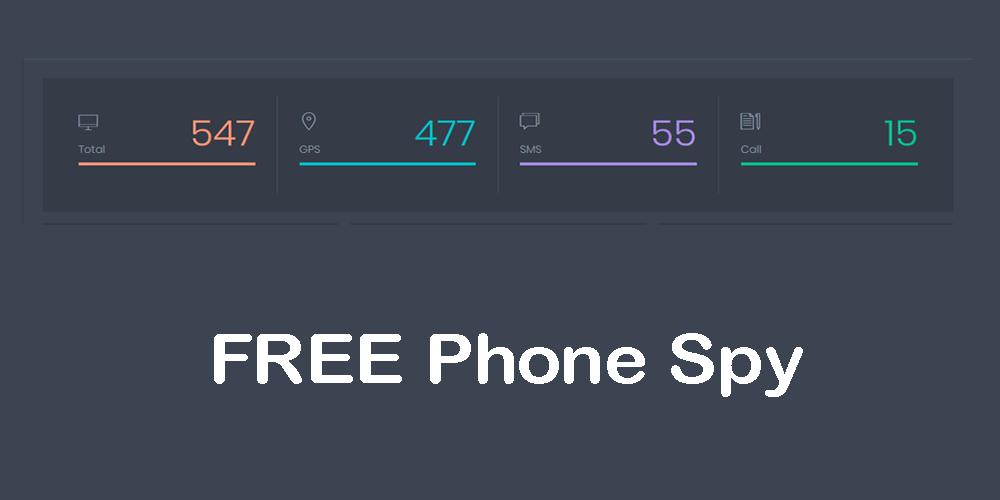 Using FreeSpyPhone app