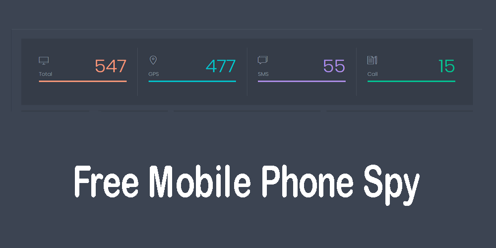 FreeSpyPhone - Best Spying Cell Phone App