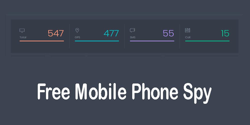 Top 3: FreePhoneSpy