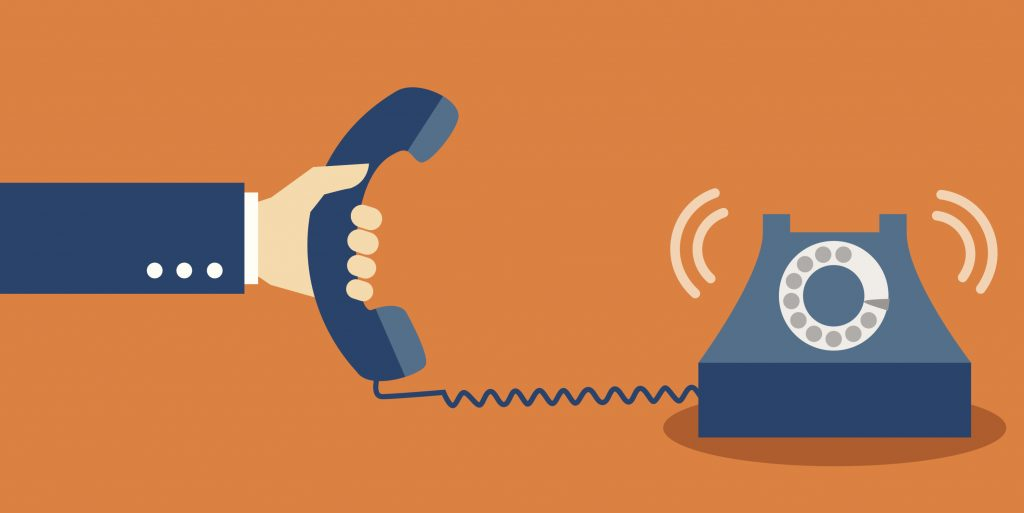 How can you monitor calls over cell without installing software